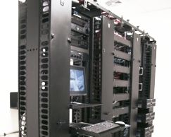 Jacksonville data cabling and equipment racks