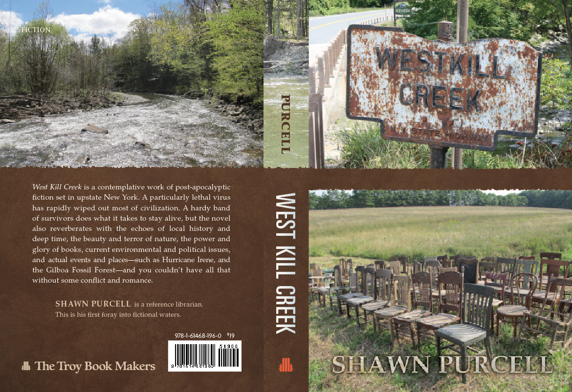Cover of the book including images and blurb description