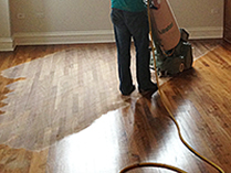 We Love Seeing The Results Of Refinishing Hardwood Floors Because It Allows Our Customers To Get A Fresh New Look While Keeping Original Timeless Eal