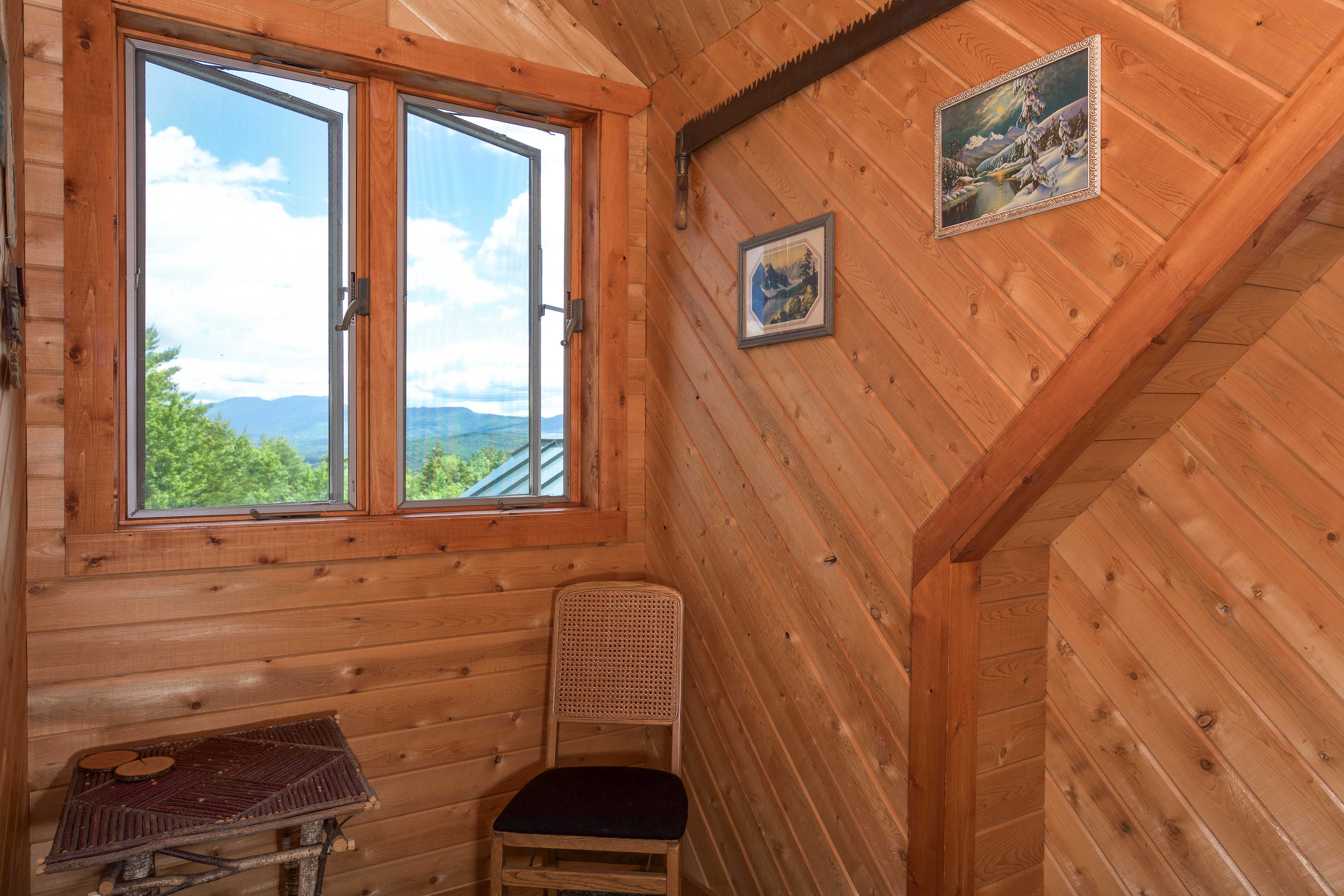 Mountain View Room at Moose Meadow Lodge