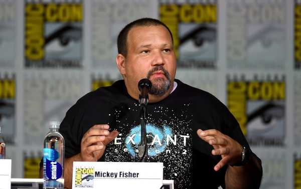 Mickey Fisher Creator of Extant and Reverie