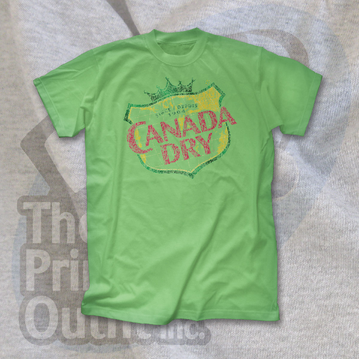 The Print Outfit Gallery Custom Screen Printing