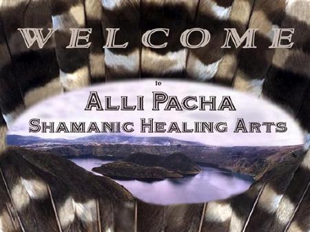 alli pacha shaman healing