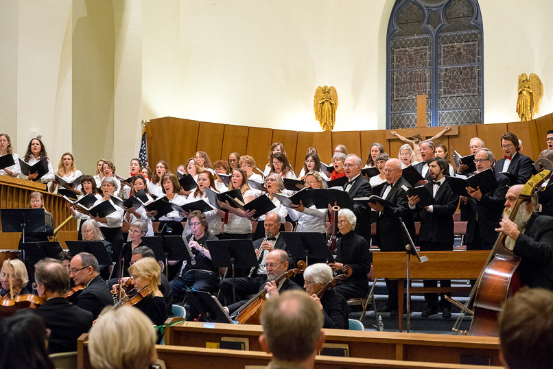 Handel's Messiah with the Vermont Philharmonic