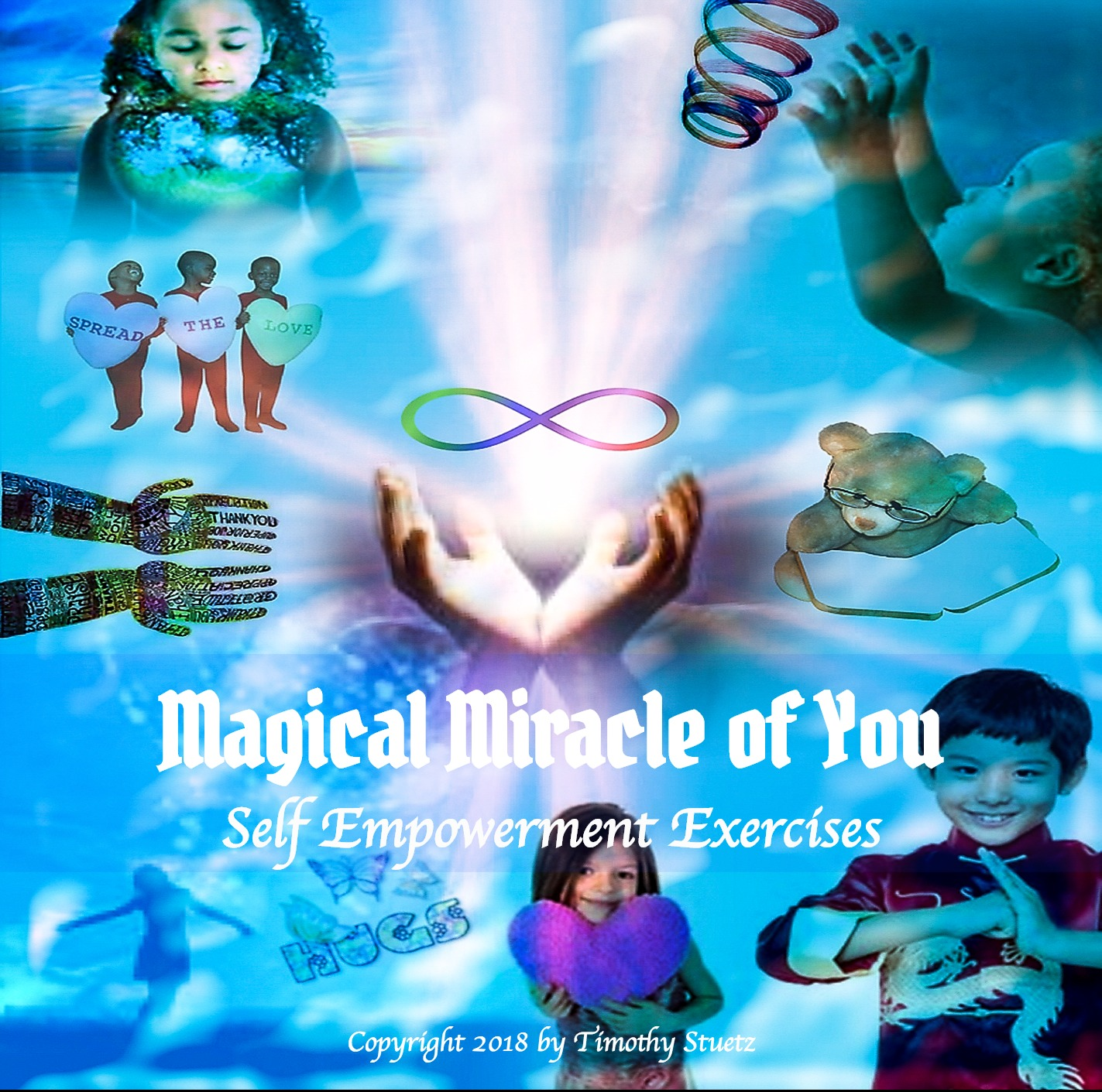 Magical Miracle of You Self Empowerment Exercises CD