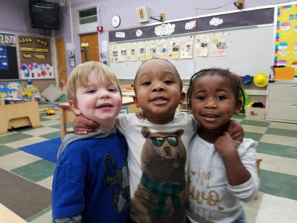 Presschool-kids hug 2017jpg