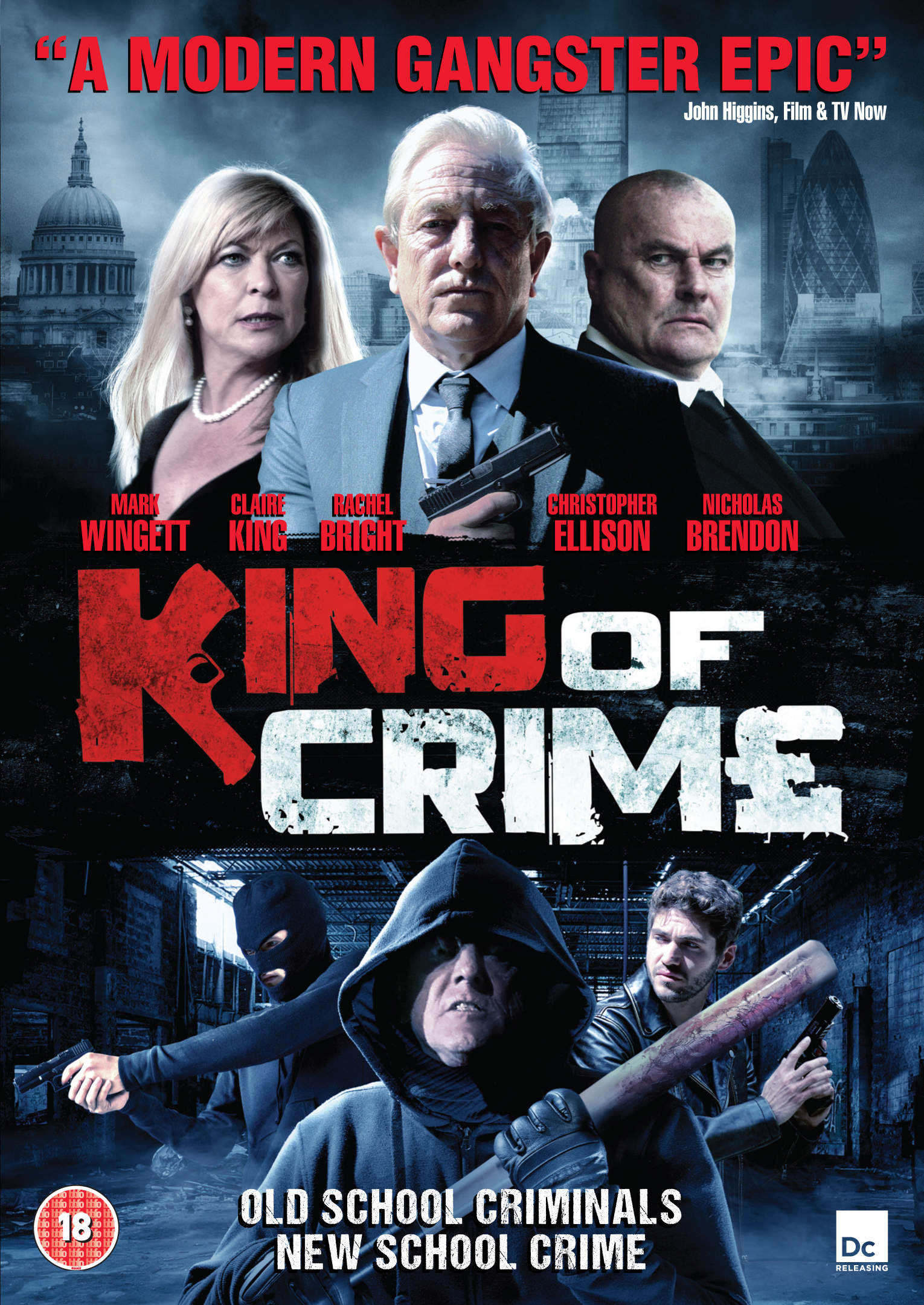 King of Crime Trailer