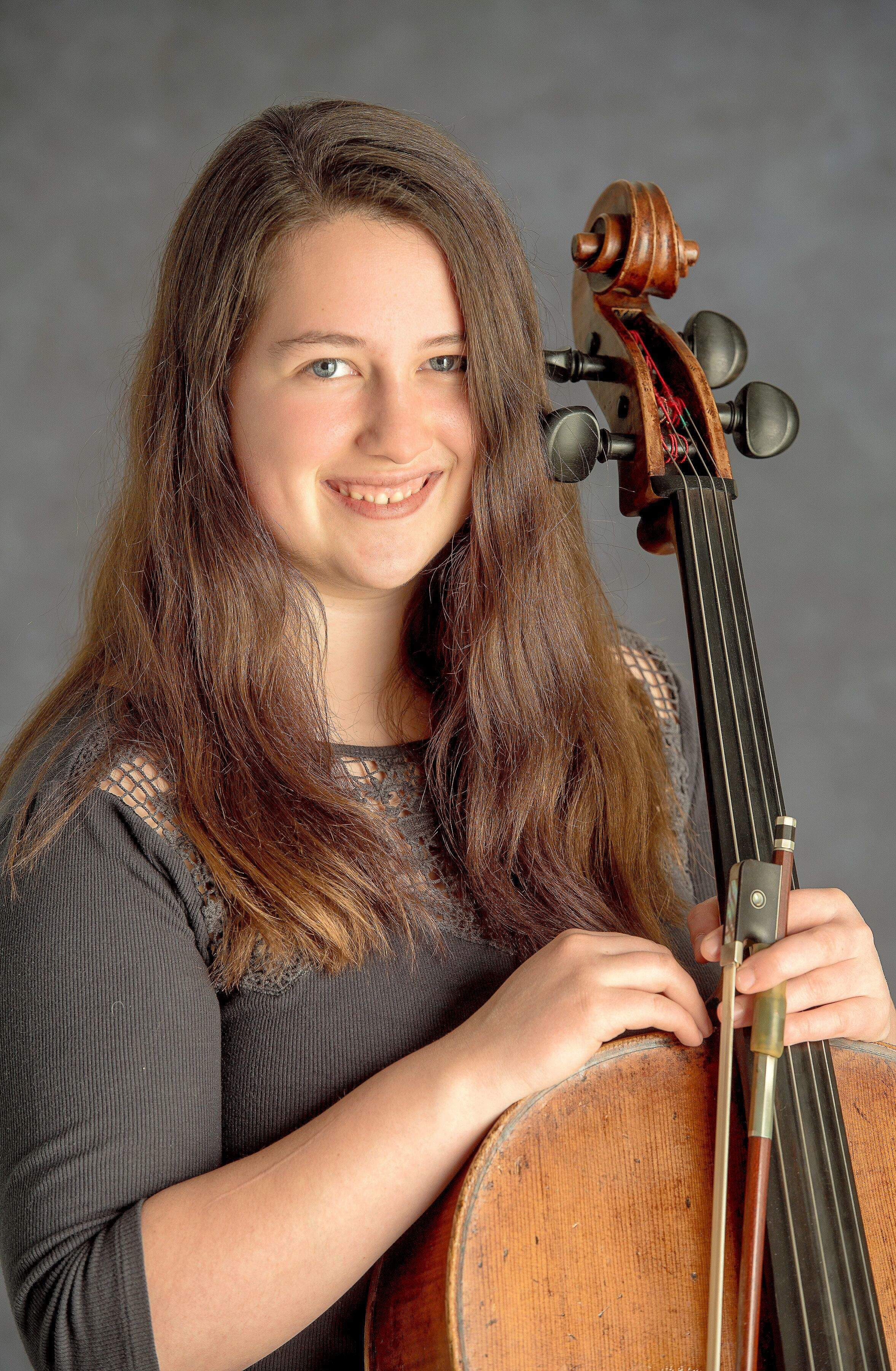 Layla Morris, cello