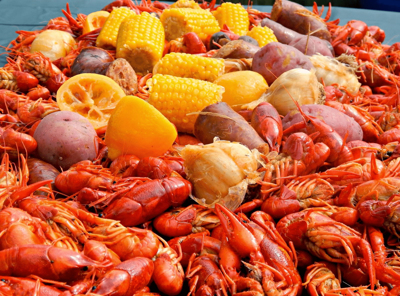 4/17/21 - CRAWFISH BOIL - 12 PM START TIME - $30