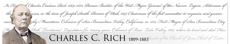 Charles C. Rich Family Association