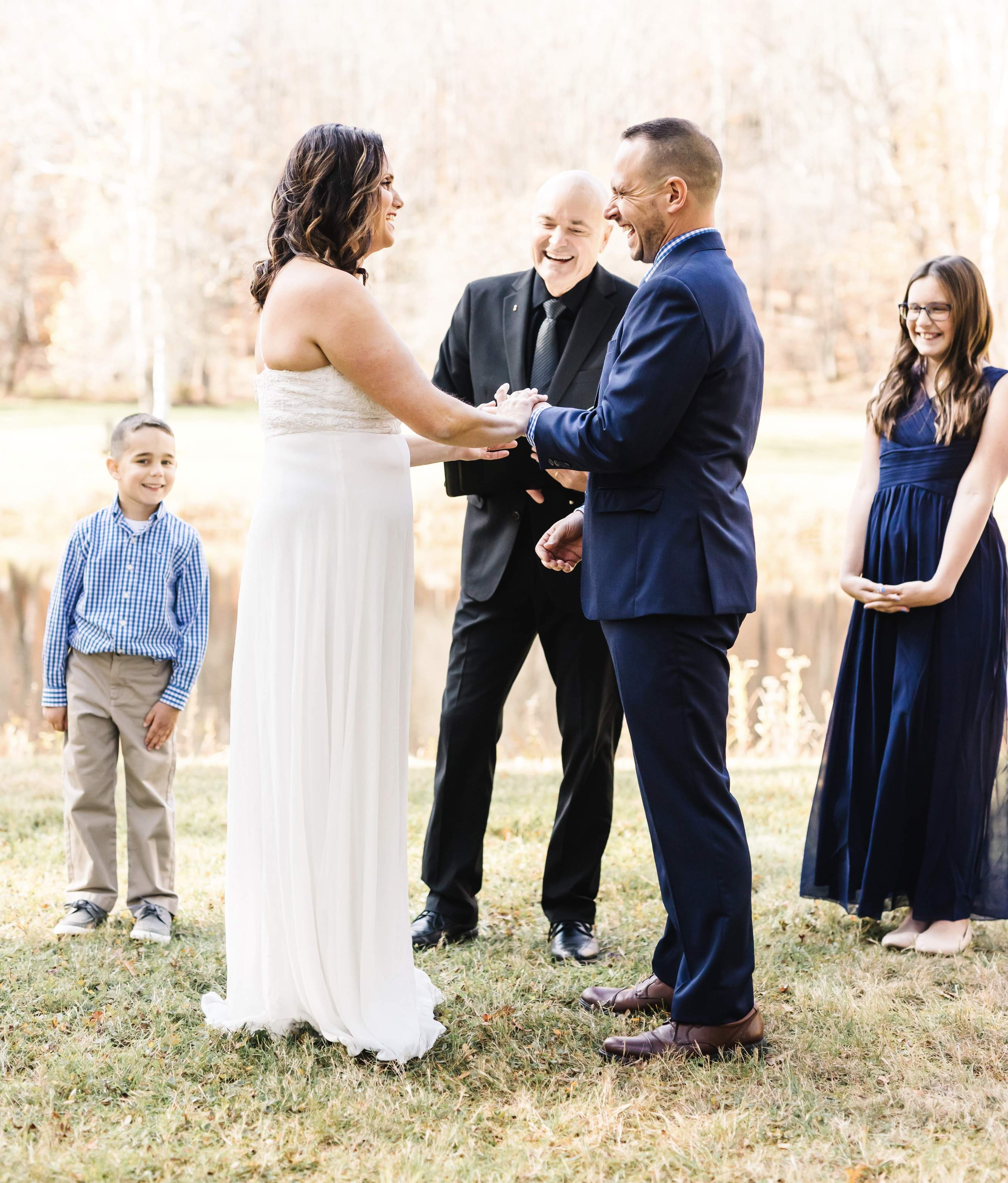 Greg Trulson, Justice of the Peace, Vermont Wedding Officiant, Elopements, Moose Meadow Lodge, Ellen Sargent Photography