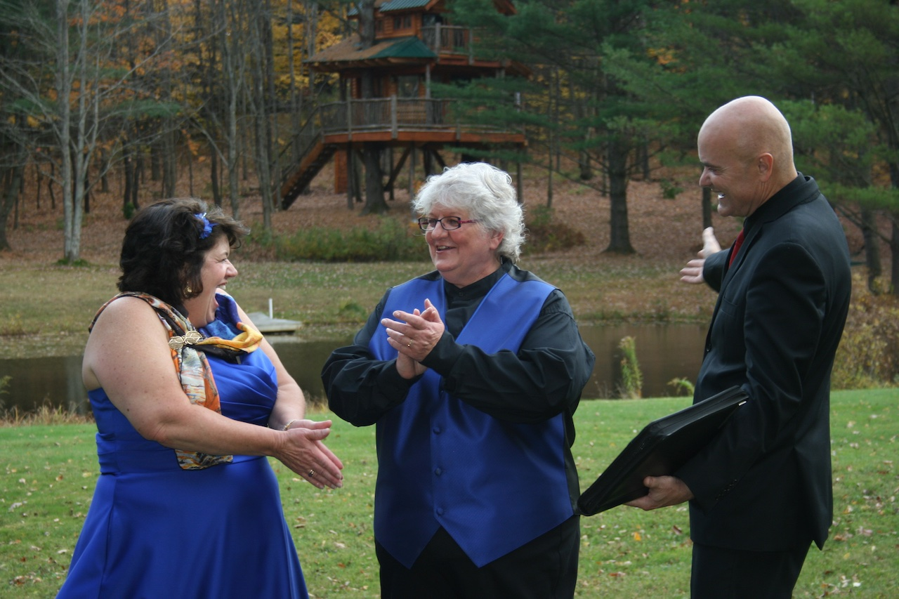 Greg Trulson, Justice of the Peace, Vermont Wedding Officiant, Elopements, Moose Meadow Lodge