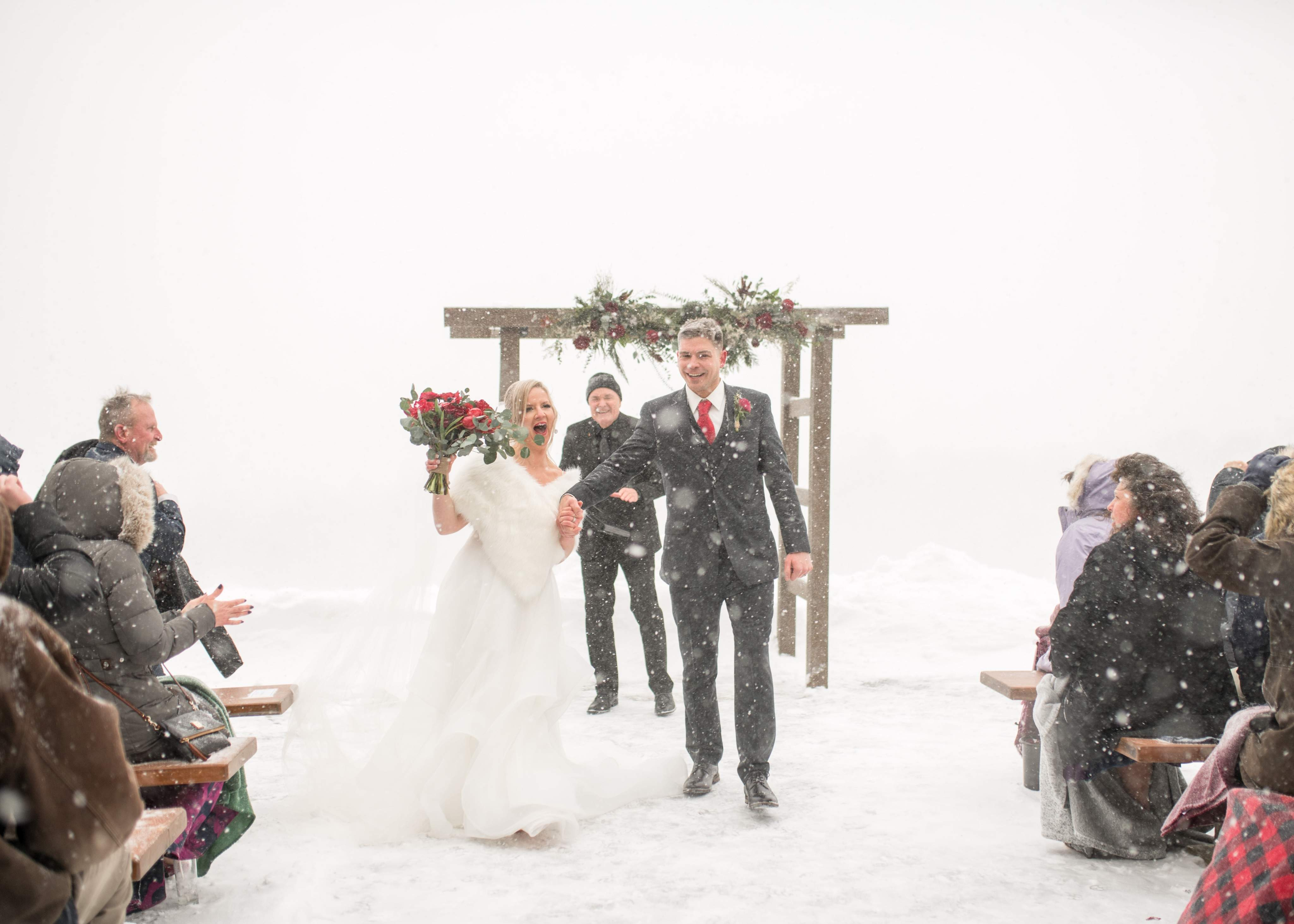 Greg Trulson, Justice of the Peace, Vermont Wedding Officiant, Elopements, Mountain Top Inn