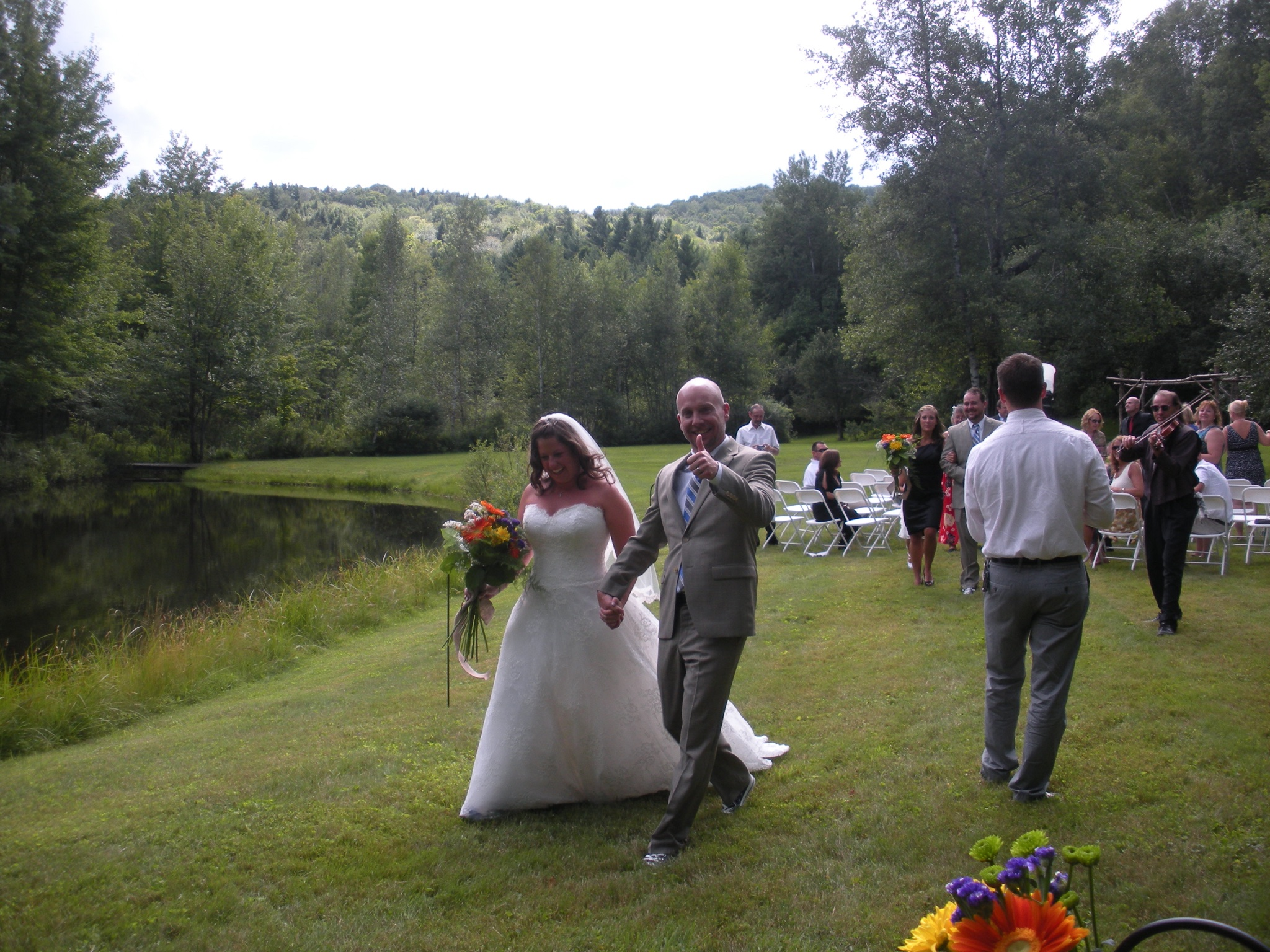 Moose Meadow Lodge Wedding
