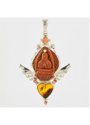 Earth Mother of Love and Harmony Pendant