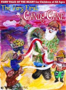 THE VERY FIRST CANDY CANE