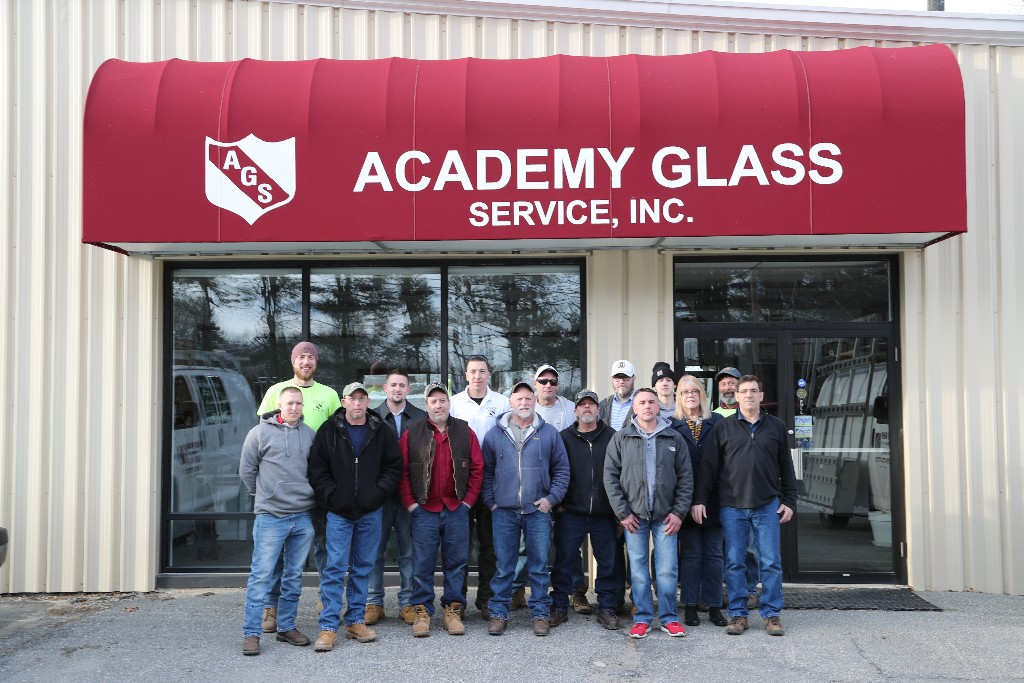Academy Glass Staff